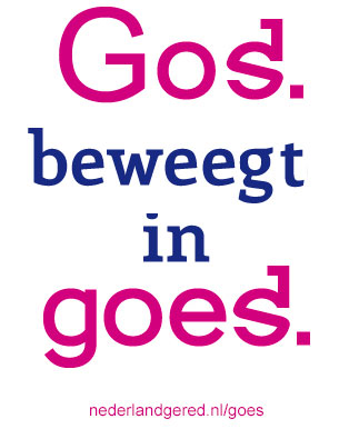 God beweegt in Goes