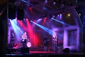 Evangelisatie campagne Goes - band - Nederland Gered