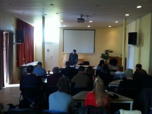 Evangelisatie training campagne Goes